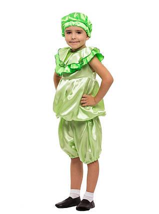 """Детский карнавальный костюм """"Капуста"""" для мальчика, фото 2"""