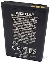 Аккумулятор Nokia BL-5CA (700-850 mAh) Original