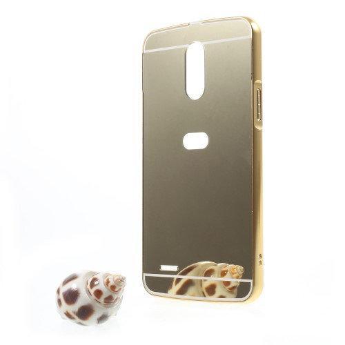 бампер LG Stylus 3 M400DY  золотистый
