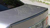 Лип спойлер на БМВ Е34 (BMW E34)