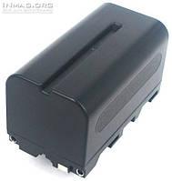 Аккумулятор для видеокамеры Sony NP-F770, 4600mAh.