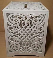 Коробка сундук на свадьбу