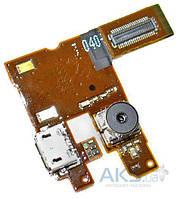 Шлейф для Nokia 6500 Classic с камерой и USB разъёмом