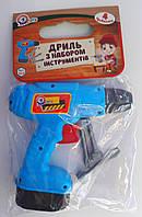 Детские инструменты Дрель В пакете 4418 Технокомп Украина