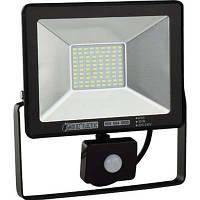 Светодиодный прожектор Horoz 30w с датчиком движения