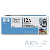 Картридж HP 12A для LJ 1010/1012/1015/1020 (Q2612A) Black
