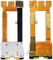 Шлейф для Nokia 7610 Supernova с верхним клавиатурным модулём