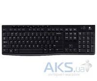 Клавиатура Logitech K270 Wireless Keyboard (920-003757) Black