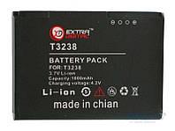 Аккумулятор HTC Touch 3G T3232 / JADE160 / BA S330 / DV00DV6091 (1000 mAH) ExtraDigital