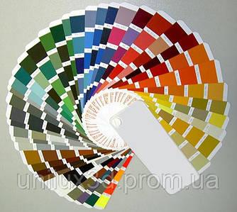 Покраска МДФ по каталогу RAL