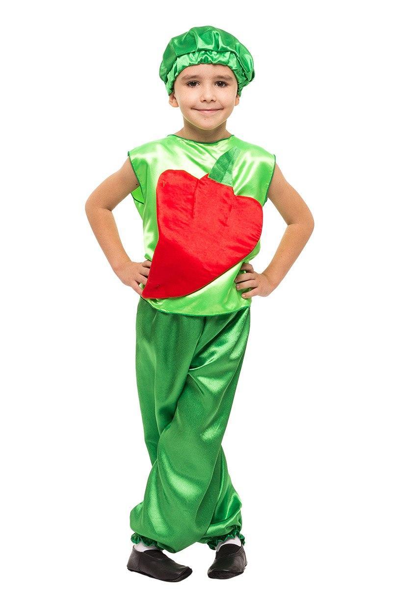 """Детский карнавальный костюм """"Перец"""" для мальчика"""