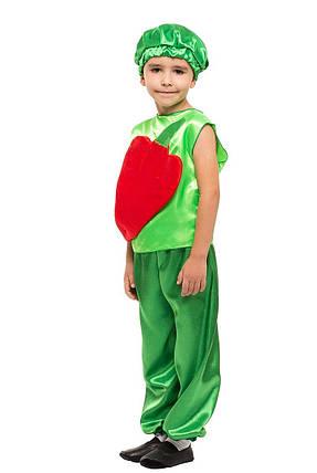 """Детский карнавальный костюм """"Перец"""" для мальчика, фото 2"""