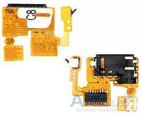 Шлейф для Nokia 6110 Navigator c разъемом зарядки, гарнитуры и вспышкой Original