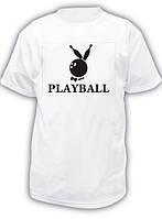 Футболка «playball»