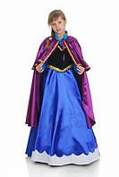 Анна карнавальный костюм для девочки