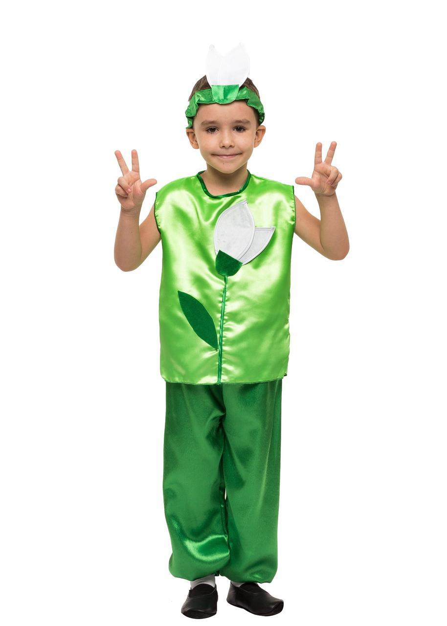 """Дитячий карнавальний костюм """"Пролісок"""" для хлопчика"""