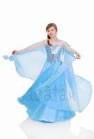 Эльза карнавальный костюм для девочки, м\ф холодное сердце