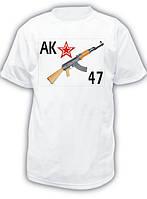 Футболка «АК — 47-2»