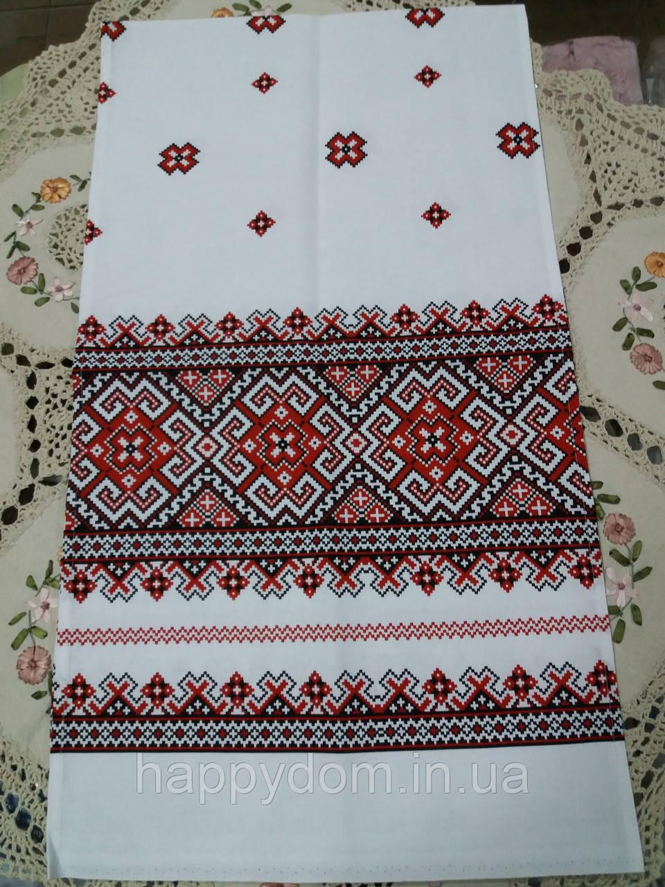 Украинский рушник.
