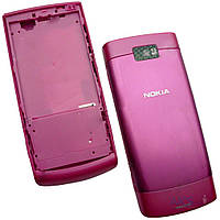 Корпус Nokia X3-02 Pink