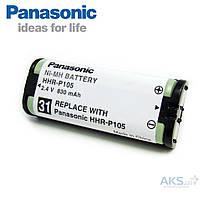 Аккумулятор для радиотелефона Panasonic HHR-P105 2,4v 830mAh