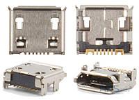 (Коннектор) Aksline Разъем зарядки Samsung  C3312 / C3322 / C3330 / C3350 / C3520 / C3560 / C3752 / C3782 / E2222 / E2530 / i9250 Galaxy Nexus / S5302