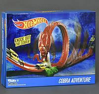 Трек Hot Wheel 2699 Приключения кобры, фото 1