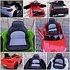 Детский электромобиль BMW B4 красный + Пластик или EVA колеса + Пластик или Кожа сидение, фото 3