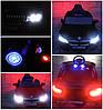 Детский электромобиль BMW B4 красный + Пластик или EVA колеса + Пластик или Кожа сидение, фото 5