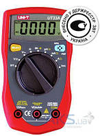 Цифровой мультиметр UNI-T UTM 133A (UT33A)