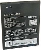 Аккумулятор Lenovo A880 IdeaPhone / BL219 (2500 mAh) Original