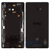Задняя часть корпуса (крышка аккумулятора) HTC Accord Windows Phone 8X C620e Original Black