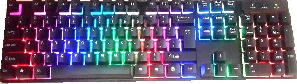 Дротова клавіатура KEYBOARD