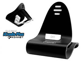 KONNET iCrado Plus (charger&holder) for iPhone, black