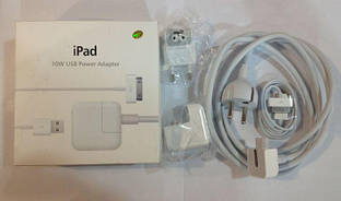 Apple 10W USB Power Adapter for iPad with packing