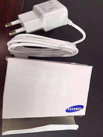 Samsung home charger 2 pins fast with word s7 + original cable
