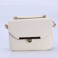Жіноча сумочка біла 540 опт, фото 1