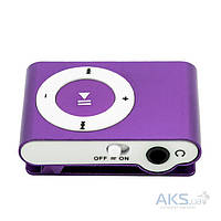 Mp3-плеер Slim Flash Drive Violet