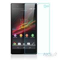 Защитное стекло Tempered Glass 2.5D Sony Xperia Z C6603, Xperia Z C6602