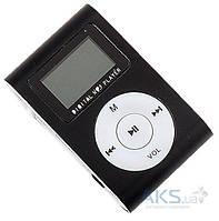 Mp3-плеер Slim Flash Drive + LCD Black