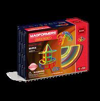 Конструктор магнитный ТМ Magformers Базовый набор Дуга 50 элементов