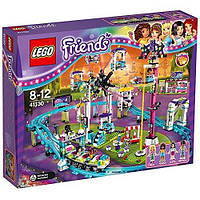 Конструктор LEGO Парк развлечений Американские горки Friends Amusement Park Roller Coaster41130