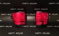 Вставки в бампер Toyota Land Cruiser 200, фото 1