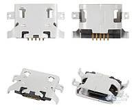 (Коннектор) Aksline Разъем зарядки Lenovo S820 / S650 / A390 / A536 / A670 / A670 / A800 / A820 /A830 / A850 / P780 / S920