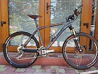 Горный велосипед Cube Reaction GTC 26 рама 20 Карбон