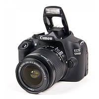 Цифровой фотоаппарат Canon EOS 1200D kit (18-55mm) EF-S IS II