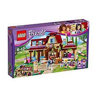 Конструктор LEGO Клуб верховой езды в Хартлейке Friends Heartlake Riding Club Building Kit41126