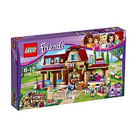 Конструктор LEGO Клуб верховой езды в Хартлейке  Friends Heartlake Riding Club Building Kit 41126