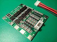 Контроллер плата BMS с балансиром 4S Li-Ion 14.8 В 30A