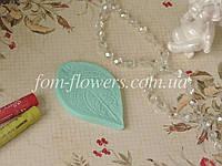 Молд лист розы